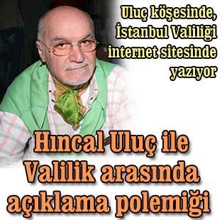 H�ncal Ulu� - Valilik kavgas�nda k�l��lar �ekildi!  T�rkiye  Milliyet �nternet