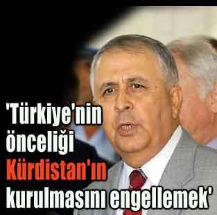 Edip Ba�er: T�rkiye'nin �nceli�i K�rdistan'�n kurulmas�n� engellemek  Siyaset  Milliyet �nternet