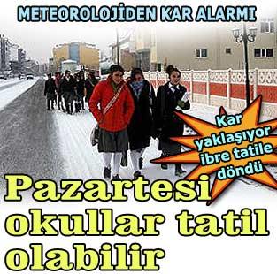 S�cakl�klar haftasonu 5-7 derece azalacak  T�rkiye  Milliyet �nternet