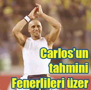 Roberto Carlos: Fenerbah�e'nin R.Madrid'i yenme olas�l��� y�zde 10  Spor  Milliyet �nternet