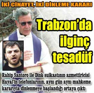 Santoro ve Hayal'e ayn� anda dinleme  G�ncel  Milliyet Gazete