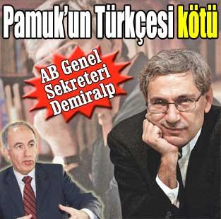 'Pamuk'un T�rk�esi k�t�'  Magazin  Milliyet Gazete