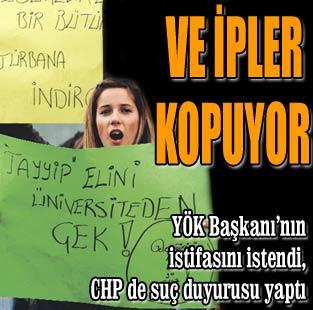 Rekt�rler, �zcan'� istifaya �a��rd�  Siyaset  Milliyet Gazete