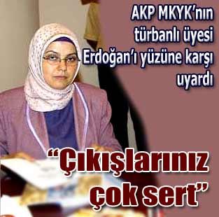 Erdo�an'a kendi partisinden 'daha yumu�ak olun' ele�tirisi  Siyaset  Milliyet �nternet