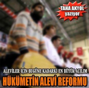 AKP'nin Alevi  a��l�m�  Yazarlar  Milliyet Gazete