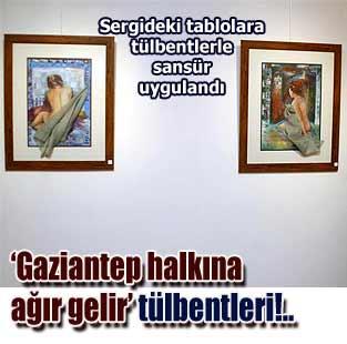 Ressam �n�� tablolar�n� t�lbentle sans�rledi  T�rkiye  Milliyet �nternet