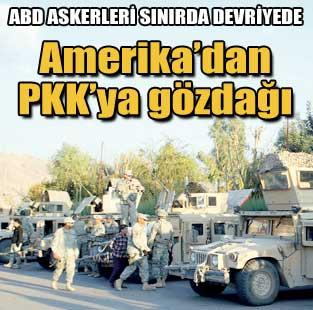 Kuzey Irak'a ABD takviyesi  Siyaset  Milliyet Gazete