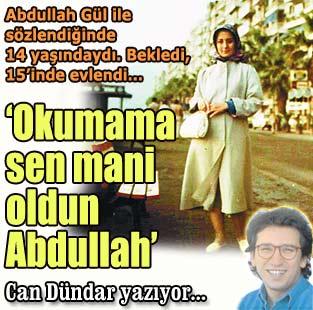 Bayan Cumhurun sanc�l� yolculu�u  Pazar  Milliyet Gazete