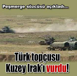 Pe�merge S�zc�s� T�rk top�usu Hakurk'u bombalad�...  D�nya  Milliyet �nternet