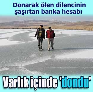 Varl�k i�inde 'dondu'  Ya�am  Milliyet Gazete