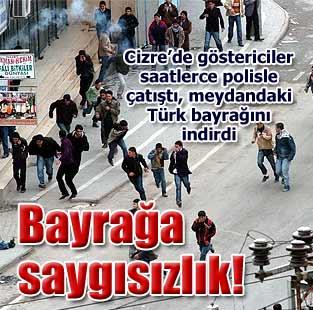 Cizre'de olayl� cenaze  T�rkiye  Milliyet �nternet