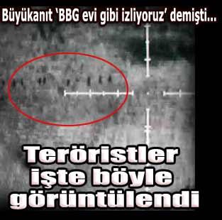 T�rkiye'ye s�zmaya �al��an ter�ristler termal kameraya yakaland�  T�rkiye  Milliyet �nternet