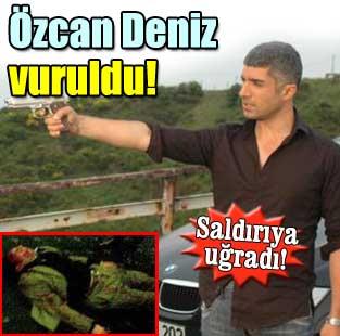 �zcan Deniz vuruldu  Magazin  Milliyet Gazete