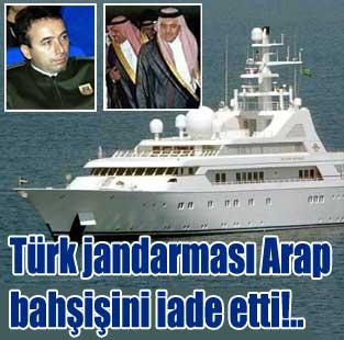 T�rk jandarmas� Arap bah�i�ini iade etti  T�rkiye  Milliyet �nternet