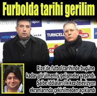 Futbolda tarihi gerilim  Spor  Milliyet Gazete