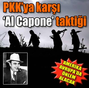 PKK'ya kar�� 'Al Capone' takti�i  Siyaset  Milliyet Gazete