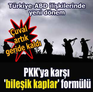 PKK'ya kar�� 'bile�ik kaplar' form�l�  Yazarlar  Milliyet Gazete