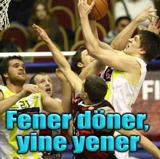 Fener'den 50 dakika sonra gelen galibiyet  Spor  Milliyet �nternet