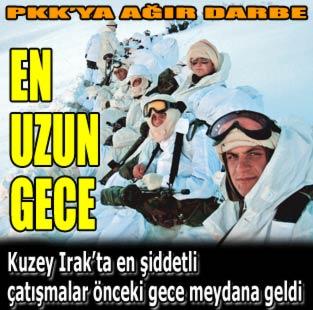 PKK'ya a��r darbe  G�ncel  Milliyet Gazete