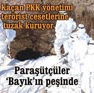Para��t��ler 'Bay�k'�n pe�inde  T�rkiye  Milliyet �nternet