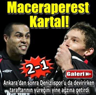 Maceraperest Kartal!  Spor  Milliyet Gazete
