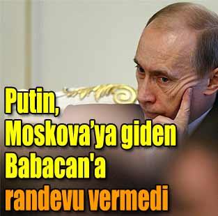 Babacan Putin'le g�r��emeden d�nd�   Siyaset  Milliyet �nternet
