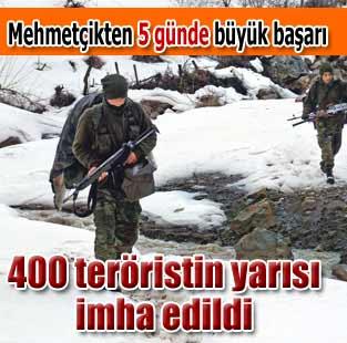 PKK'ya b�y�k darbe  G�ncel  Milliyet Gazete