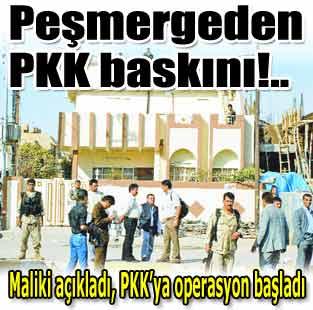 PKK'ya ilk darbe  Siyaset  Milliyet Gazete