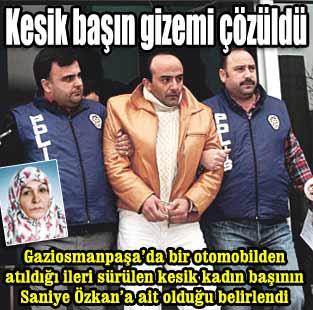 Kesik ba��n gizemi ��z�ld�  Ya�am  Milliyet Gazete