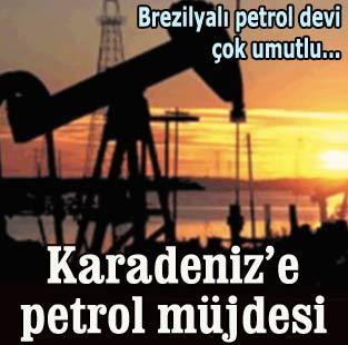 Karadeniz'de �ok zengin petrol ve do�algaz rezervleri m�jdesi  Ekonomi  Milliyet �nternet