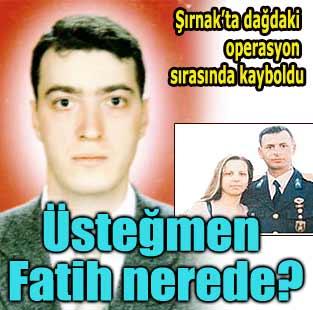 �ste�men Fatih Ulu� nerede?  T�rkiye  Milliyet �nternet