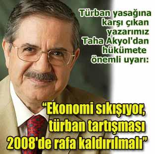 AKP'yi ve MHP'yi kapat�n!  Yazarlar  Milliyet Gazete