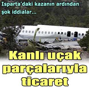 Kanl� u�ak par�alar�yla ticaret!  T�rkiye  Milliyet �nternet