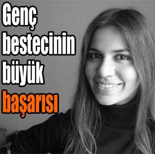 M�zi�ine film �ekilen besteciden b�y�k ba�ar�  Magazin  Milliyet Gazete