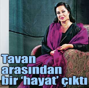 T�rkan �oray'�n Ye�il�am tarz� tavan aras�ndan ��kt�  Pazar  Milliyet Gazete