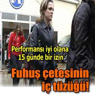 �stanbul'da fuhu�un i� t�z���  T�rkiye  Milliyet �nternet