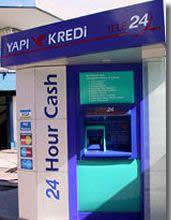 Yapi Kredi ATM