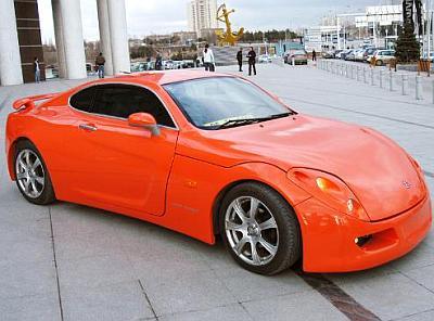 etox 1 ETOX Türkiyenin İlk Yerli Otomobili