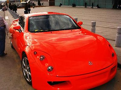 etox 2 ETOX Türkiyenin İlk Yerli Otomobili
