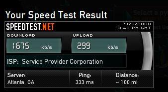 3g internet hız testi